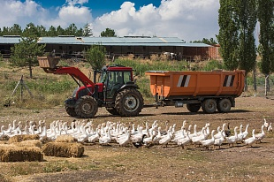 Valtra A95 made in Turkey (101 л.с)